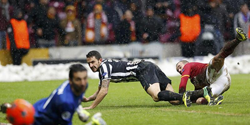 Galatasaray - Juventus: 1-0
