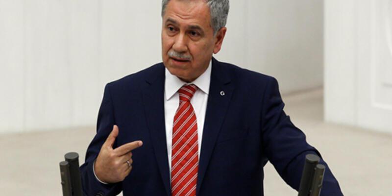 Arınç: TRT'de aday tanıtımı verilmesi yanlıştı