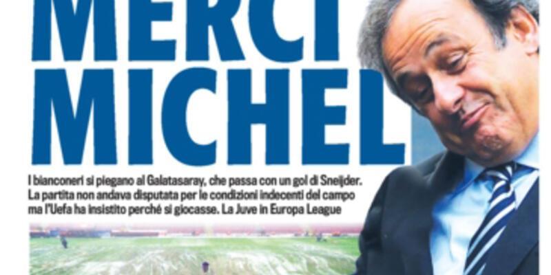 İtalyan basını: İstanbul'da utanç kupası!