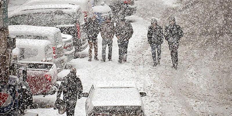 Meteoroloji'den don ve fırtına uyarısı
