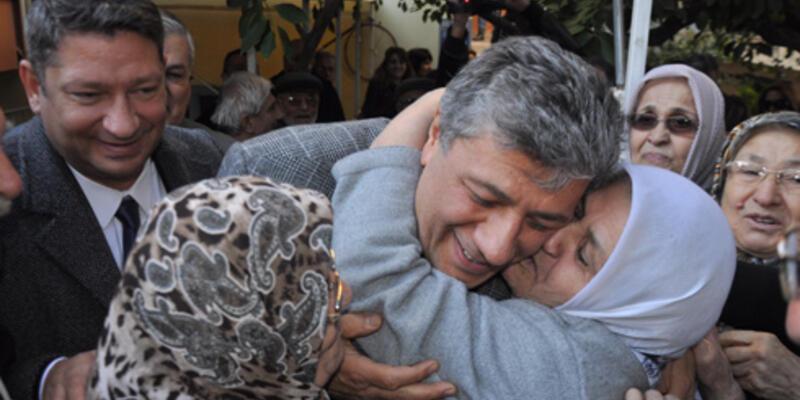 Balbay'dan Aydın'daki ailesine ziyaret