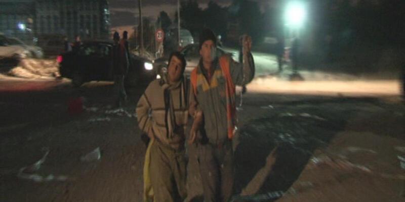 Başbakanlık Binası'nda çalışan işçiler zehirlendi