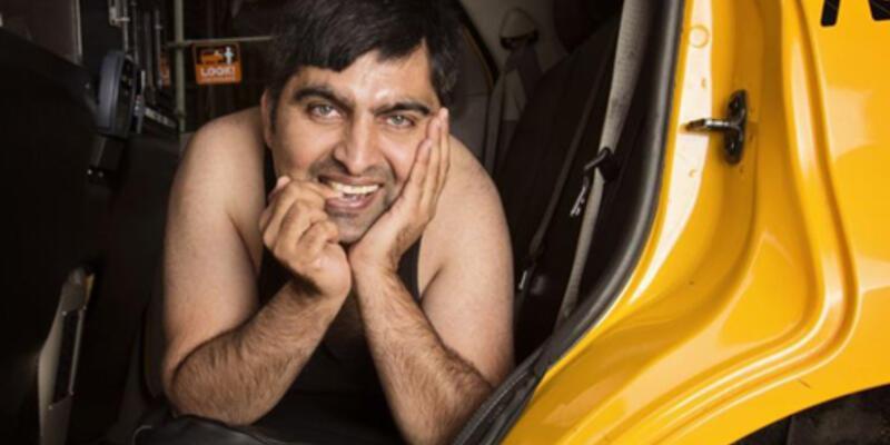 Seksi taksici takvimi rekora koşuyor