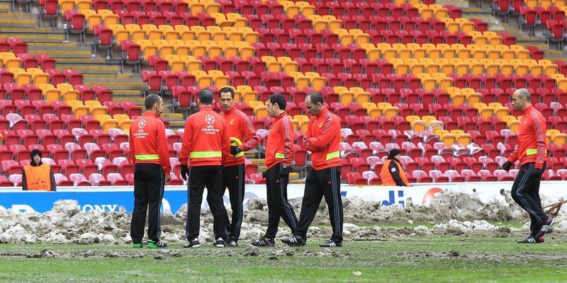 Galatasaray Arena'da oynanamak için TFF'ye başvurdu