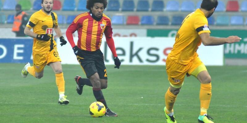Kayserispor - Eskişehirspor: 1-1