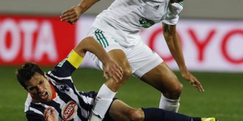 Raja Casablanca - Monterrey: 2-1