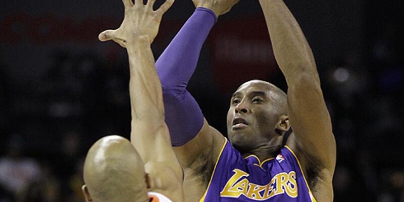 Kobe kazandırdı