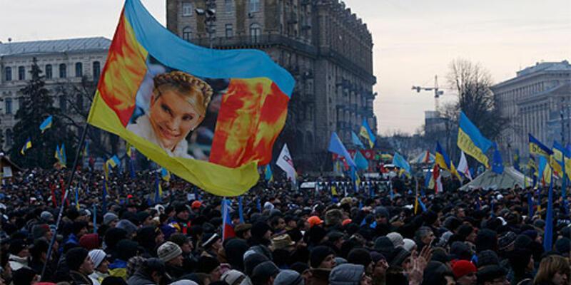 Ukrayna'daki kriz devam ediyor