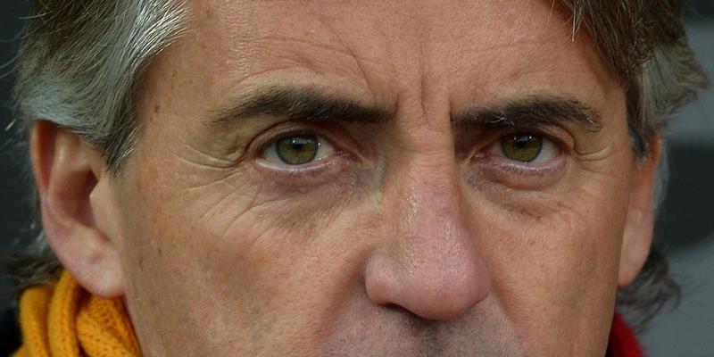 Mancini: 11 puan kapanmayacak bir fark değil