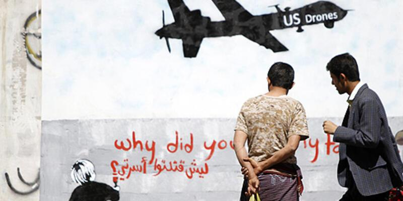 Yemen'den ABD'ye yasak!