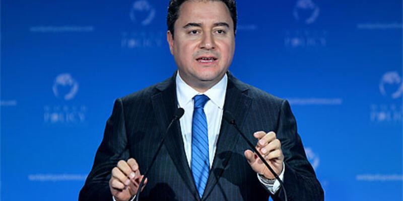 Babacan Halkbank'ın kaybını açıkladı