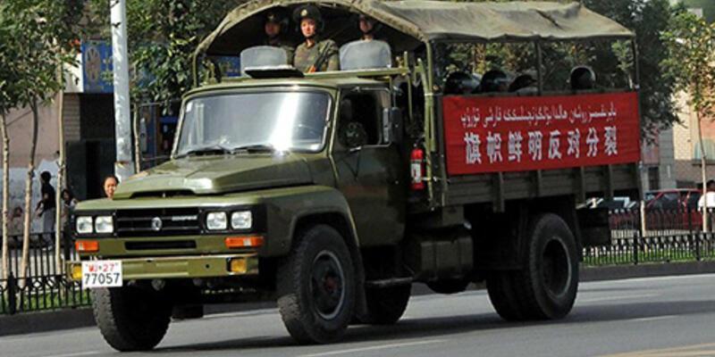 Sincan Uygur bölgesinde yine çatışma: 16 ölü