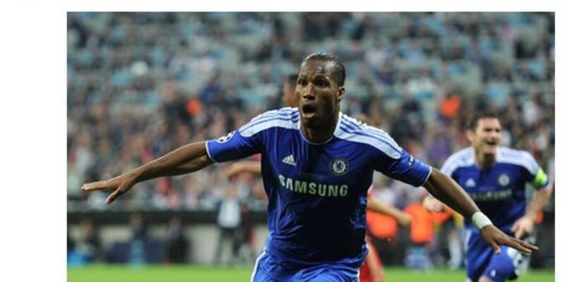Chelsea'den Drogba'ya mesaj