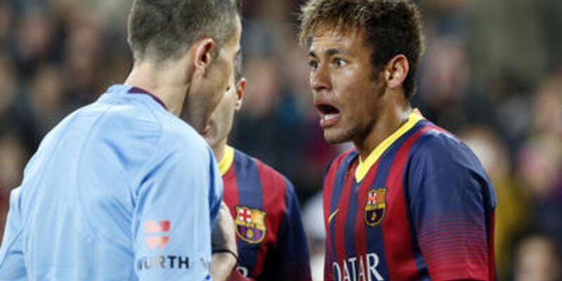 Savcılık Neymar'ın sözleşmesini istedi
