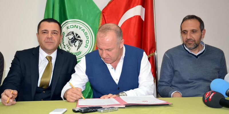 Torku Konyaspor'da Mesut Bakkal dönemi