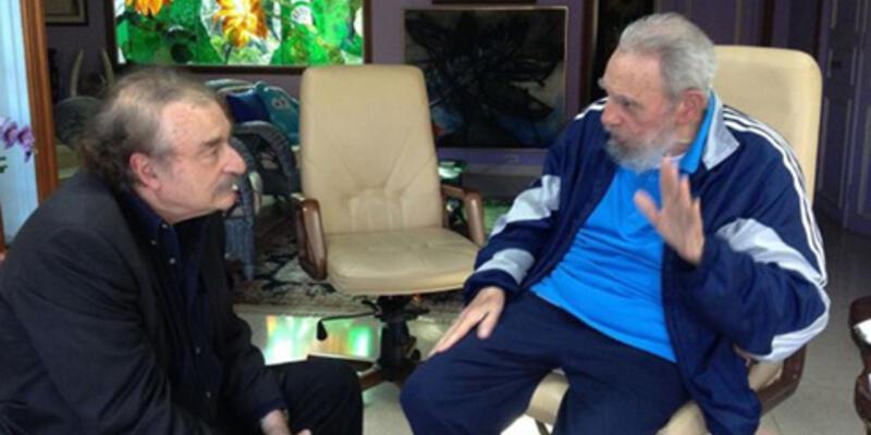 Castro'nun aylar sonra ilk fotoğrafı yayımlandı