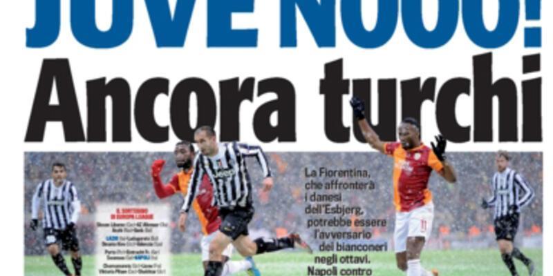 İtalyan basını: Olamaz yine Türkler!