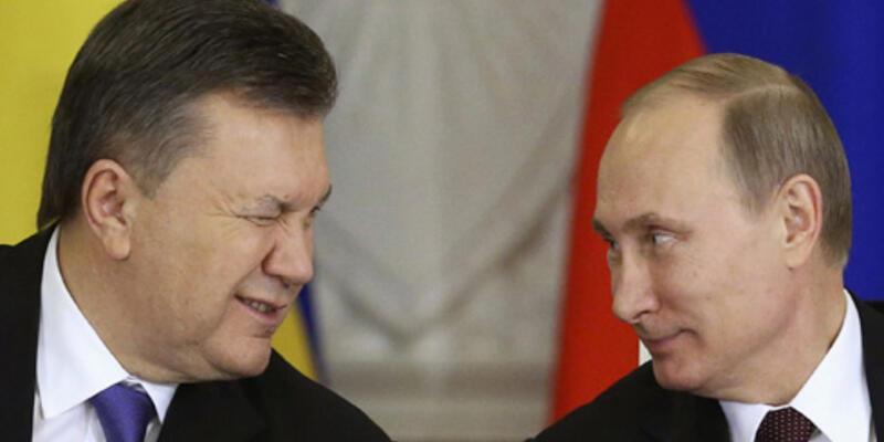 Putin, Moskova'da Ukrayna lideriyle görüştü