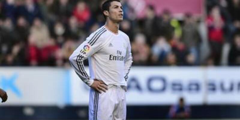 Ronaldo'nun ciddi rakipleri var