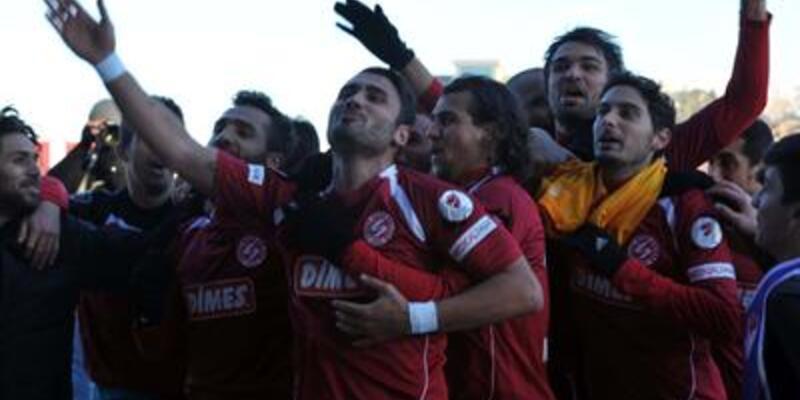 Tokatspor Kayserispor'a el salladı