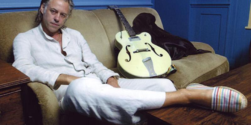 Bob Geldof MARKA Konferansı'nda