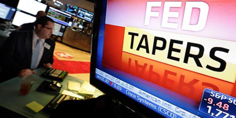 "Küresel piyasalar ""tapering""i olumlu karşıladı"