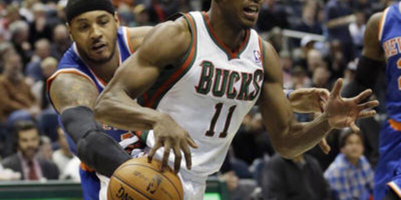 Uzatmalarda son gülen Knicks