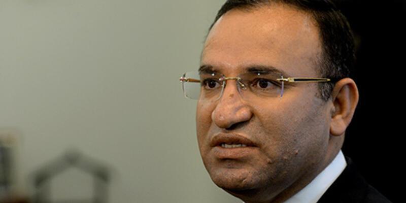 Bozdağ'ın Adalet Bakanı olarak ilk açıklaması, HSYK'ya tepki