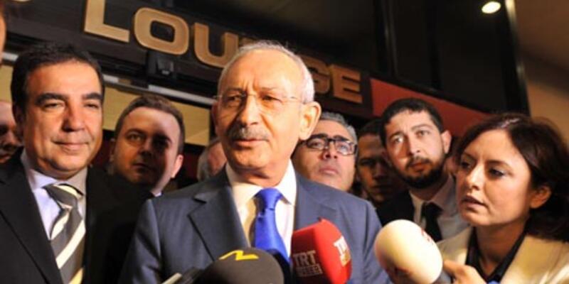 """Kılıçdaroğlu'ndan """"sağa kayma"""" eleştirisine yanıt"""