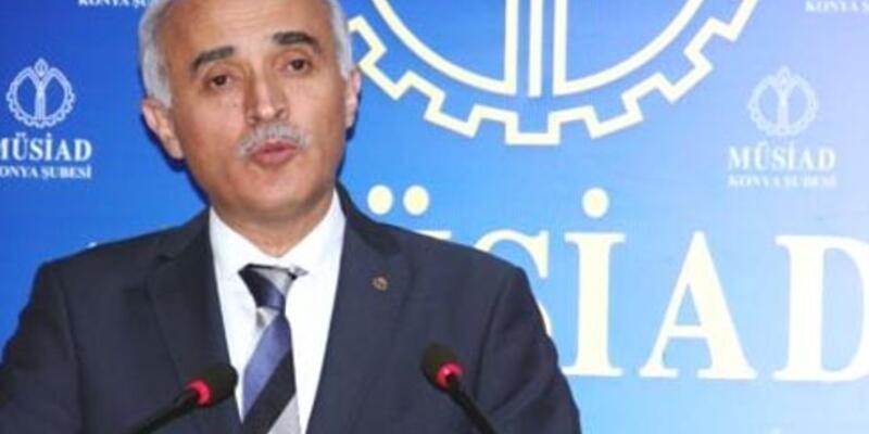 """MÜSİAD'dan """"17 aralık"""" operasyonu açıklaması"""