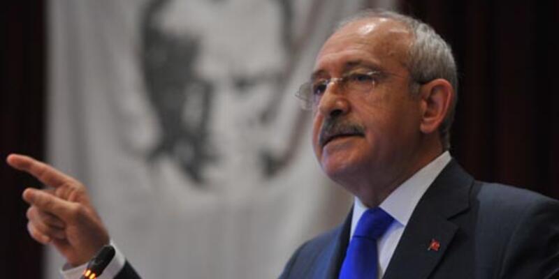 """Kılıçdaroğlu: """"Bakan oğlunun yatak odasına kasaları dış mihraklar mı koydu?"""""""
