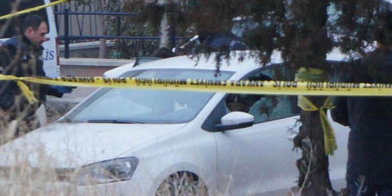 Ankara'da Emniyet Amiri aracında ölü bulundu