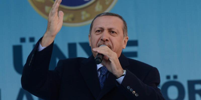 """Erdoğan: """"İninize gireceğiz didik didik edeceğiz"""""""