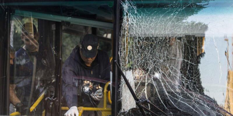 İsrail'de otobüste patlama