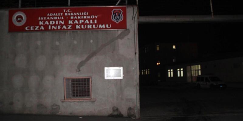 Bakırköy kadın cezaevinde yangın