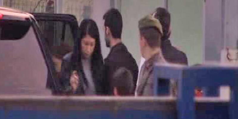 Ebru Gündeş cezaevindeki eşini ziyaret etti