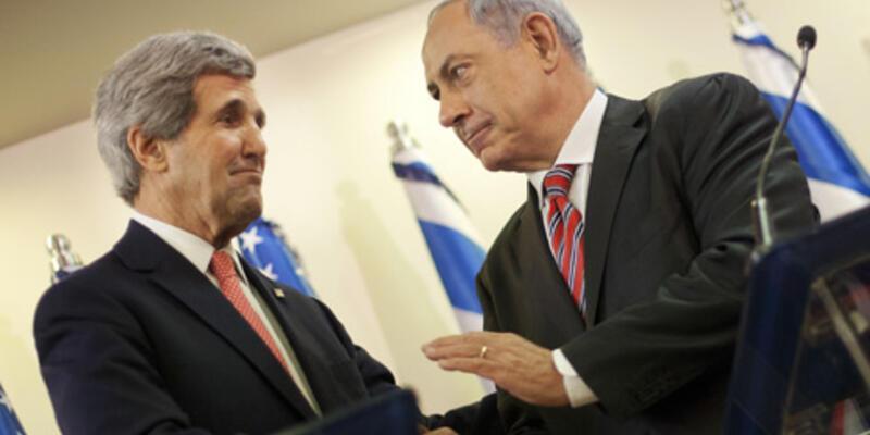 ABD İsrail'i de dinlemiş!..