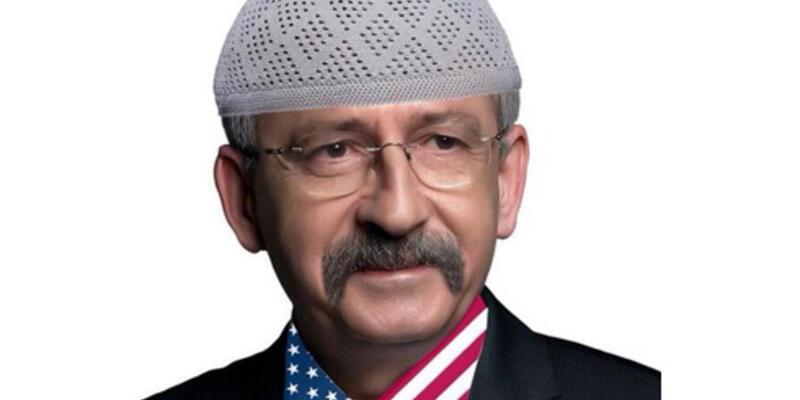 Şamil Tayyar Kılıçdaroğlu'nun photoshoplu fotoğrafını yayınladı