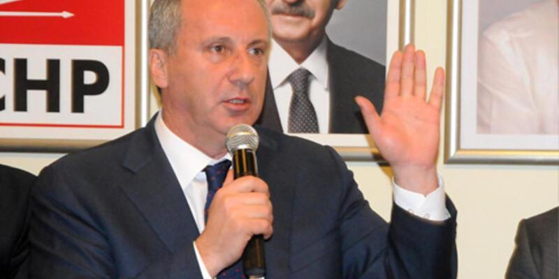 """İnce'den Erdoğan':""""Gönder oğlanı ifadesini versin"""""""