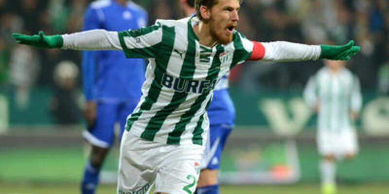 Bursaspor Galatasaray'ı yine reddetti