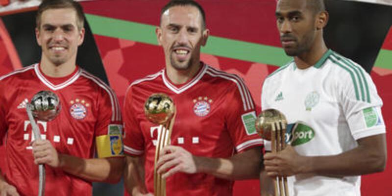 """""""Ödülü Ribery daha çok hak etti"""""""