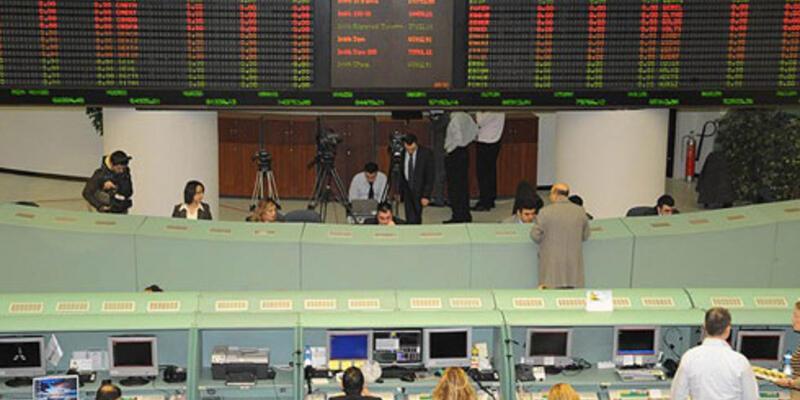 Borsa 4 ayın en düşüğüne geriledi