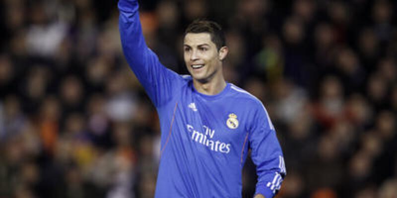 Cristiano Ronaldo zirvede kapattı
