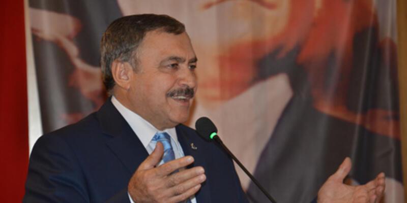 """Veysel Eroğlu: """"Fetullah Hocaefendiye de dua ediyoruz"""""""