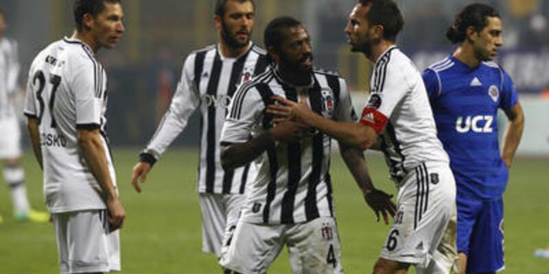 Beşiktaş Fernandes'siz