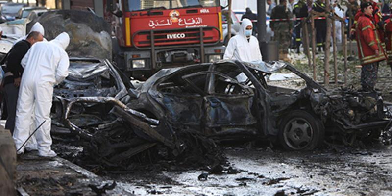 Lübnan'daki saldırıda eski Bakan öldü