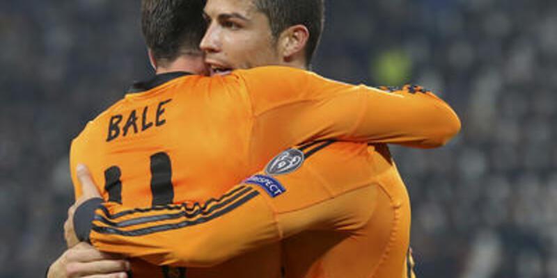 """Bale, Ronaldo'suz daha iyi"""