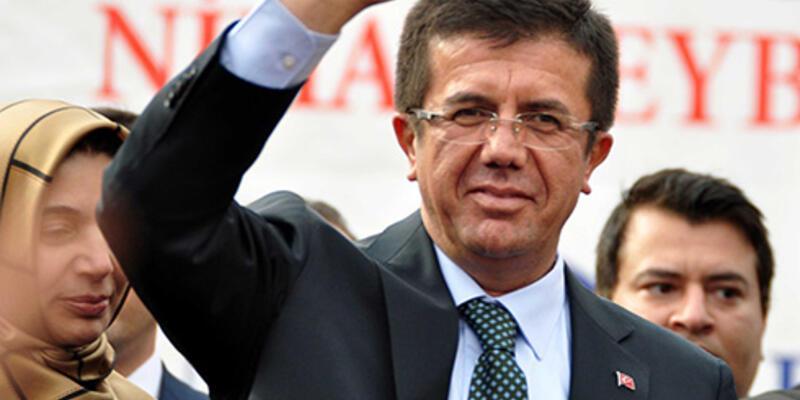 """Bakan Zeybekci: """"17 Aralık Türkiye'nin kulağına vızıltı gelir"""""""