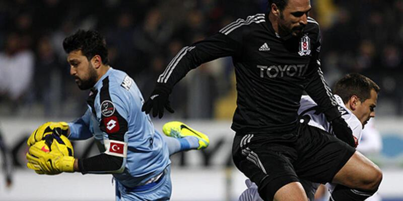 Gençlerbirliği - Beşiktaş: 1-0
