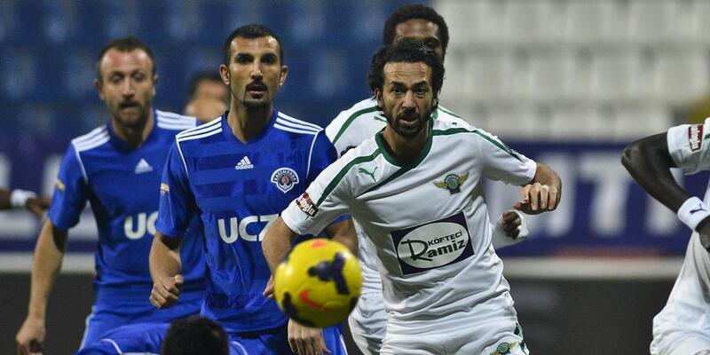 Kasımpaşa - Akhisar Belediyespor: 2-4